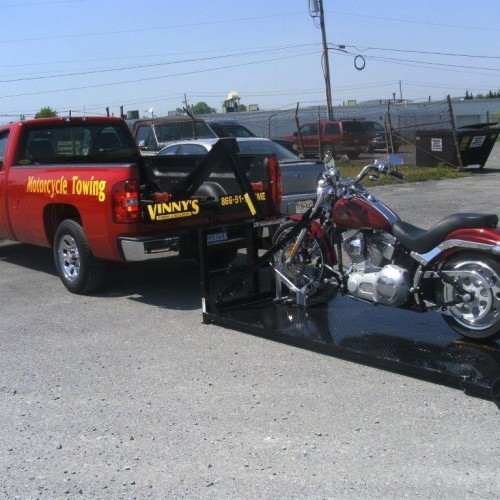 Heavy duty towing and rigging service Frederick, MD